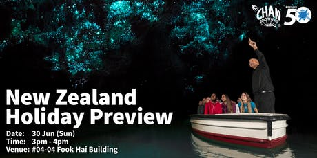 New Zealand Holiday Preview tickets