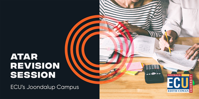 ATAR Revision Sessions Joondalup 2019