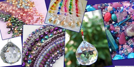 Crystal and Bead Suncatcher tickets