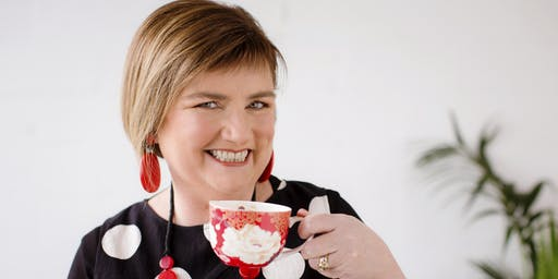 HR High Tea with Donna McGeorge (Melbourne)