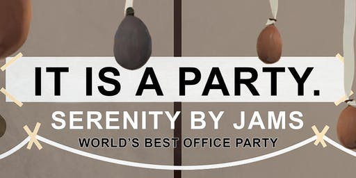 "Serenity By Jams: Worlds Best ""The Office"" Party"