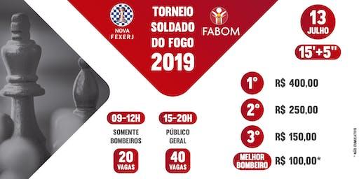 TORNEIO SOLDADO DO FOGO 2019