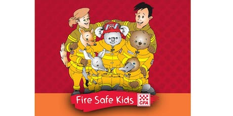 KIDS FIRE SAFETY DAY at Timboon Library tickets