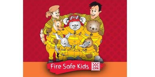 KIDS FIRE SAFETY DAY at Timboon Library