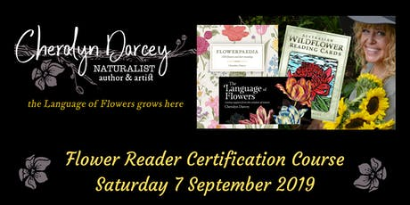Florasphere Flower Reader Certification Course with Cheralyn Darcey tickets