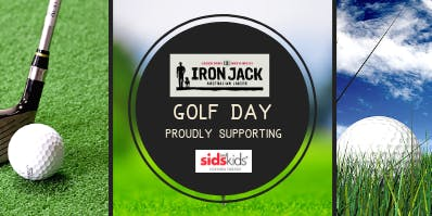 Iron Jack Golf Day supporting SIDS and Kids NT