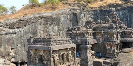 INDICATION OF INTEREST -  A trip to 3 UNESCO heritage sites in India (Ajanta & Ellora Caves and Sanchi Stupa) tickets