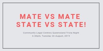 Mate vs Mate.  State vs State.