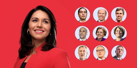 Watch Tulsi Gabbard on the Primary Debate Stage tickets