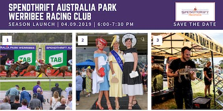 2019-2020 Werribee Racing Club Season Launch Cocktail Night tickets