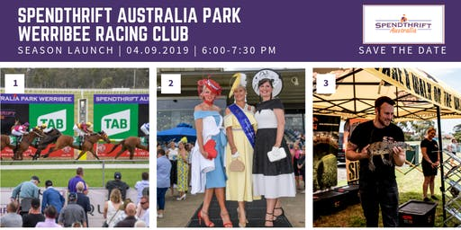 2019-2020 Werribee Racing Club Season Launch Cocktail Night