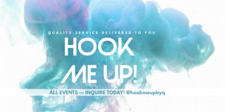 HOOk Me Up! Launch tickets