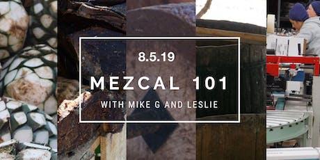 Mezcal 101: The Flavors of Oaxaca tickets