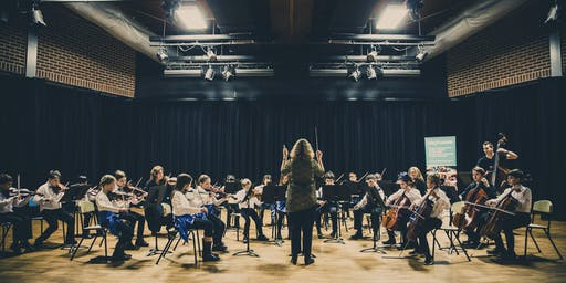 String Stream Term 2 Concert