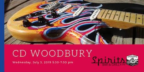 CD Woodbury tickets