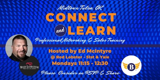 Midtown Tulsa : Connect & Learn | Professional Networking & Sales Training