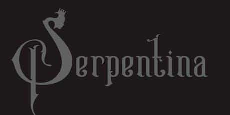 Serpentina Pop-Up tickets