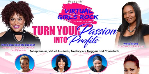 Virtual Girls Rock Conference