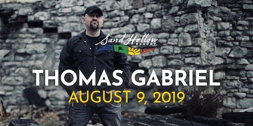 Thomas Gabriel at Sand Hollow Resort