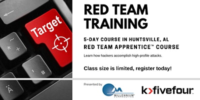Red Team Apprentice™ Course