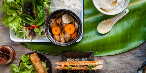 $32 4-course Winter Brunch with Rice Kitchen x CHE Desserts