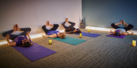 Restore, Recover & Realign the  Matrix of the Hips with yoga tickets