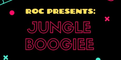 JUNGLE BOOGIEE tickets