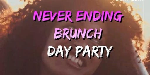 Never Ending Brunch & Day Party