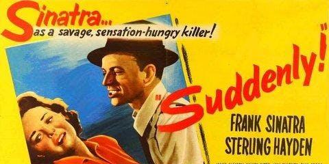 Vintage Film - Suddenly - Tiaro Library