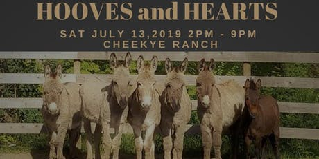 Hooves and Hearts 3rd Annual Fundraiser tickets