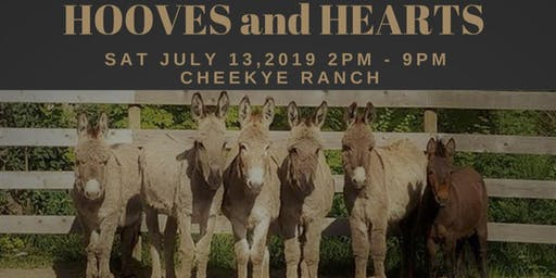 Hooves and Hearts 3rd Annual Fundraiser