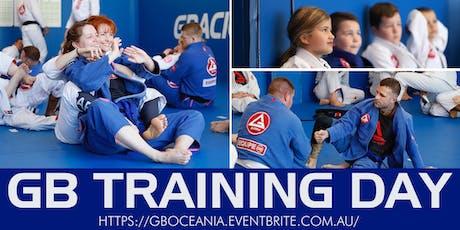 GB Training Day - Queensland  tickets