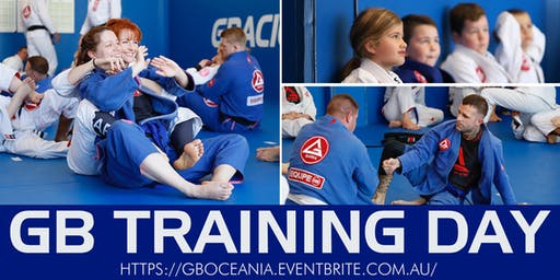 GB Training Day - Queensland