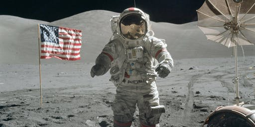 Space in the Pub: One Giant Leap