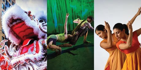 The Jamaica Dance Festival 2019 - Saturday Evening 4 of 4 tickets