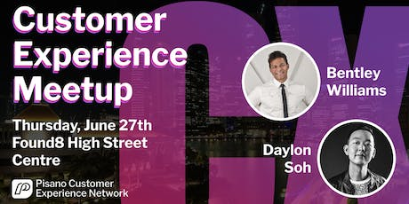 Customer Experience Meetup Singapore tickets