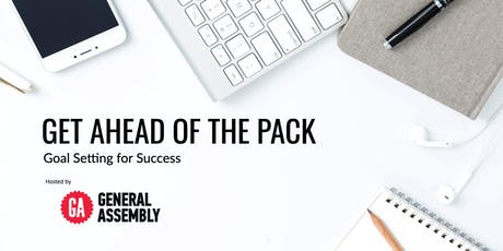 Get Ahead of the Pack: Goal Setting for Success tickets