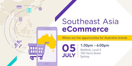 Southeast Asia eCommerce: Where are the Opportunities for Australian Brands tickets