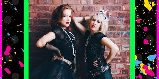 Oneday Estate Presents: 80's Ladies with Angie Hilton & Chelsea Gibb
