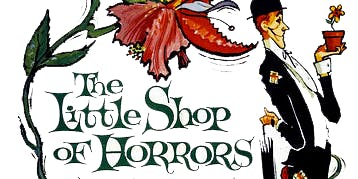 Vintage Film - Little Shop of Horrors - Maryborough Library
