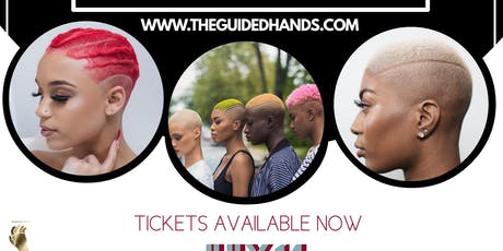 GUIDED HANDS PRESENTS: CUT + COLOR MASTERCLASS tickets