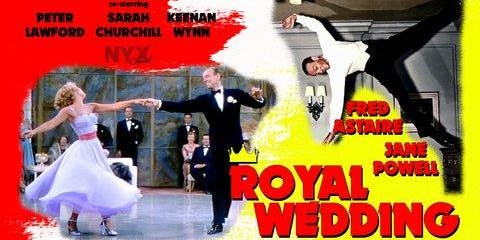 Vintage Film - Royal Wedding - Tiaro Library
