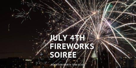 July 4th Fireworks Soiree tickets