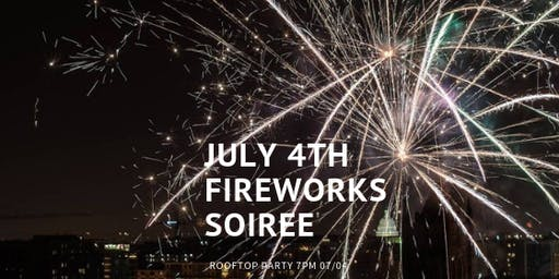 July 4th Fireworks Soiree
