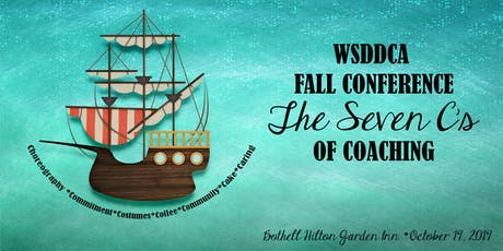 2019-20 WSDDCA Membership & Fall Conference tickets