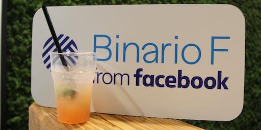 Binario F Happy Hour con l'innovazione