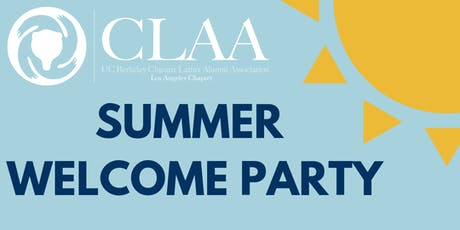 Summer Welcome Party tickets