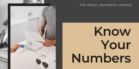 Know Your Numbers Workshop tickets