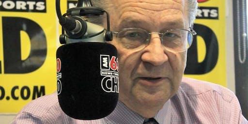 Paradigm Theatre Presents Welcome to Radio with Bob Layton