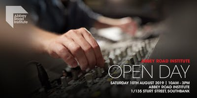 Music Production Open Day